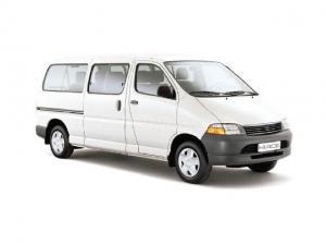 TOYOTA HI-ACE / Bontott jármű