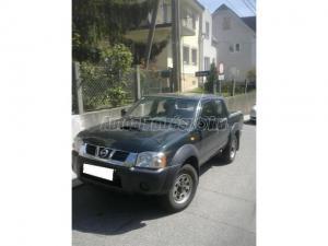 NISSAN NAVARA D22Bontott jármű (Haszonjármű - Bontott jármű - Jármű bontásra)