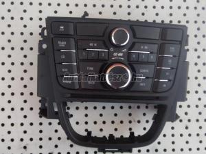OPEL ASTRA J / rádió- panel