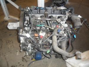 CITROEN BERLINGO 2.0HDI / motor egyben
