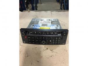 PEUGEOT 407 / rádió