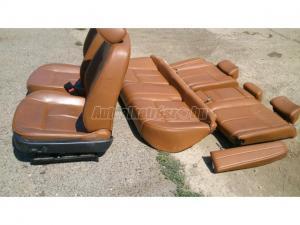 PEUGEOT 607 / füthető elektromos bőr ülések