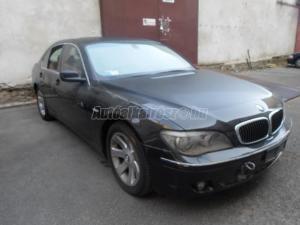 BMW 730 E65 / Bontott jármű