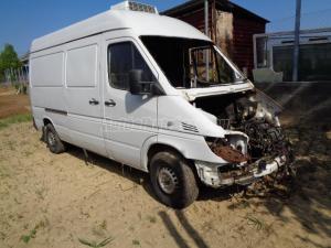 MERCEDES-BENZ SPRINTER 316 CDI / Bontott jármű