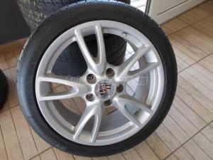 Michelin Pilot Sport nyári 235/40 R18 91 Y TL / Gyári alufelni Porsche 18x5