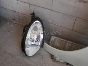 MERCEDES-BENZ R-OSZTÁLY / MercedesBenz R motorháztető, sárvédő, lökhárító és xenon lámpa