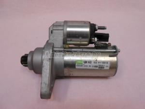 VOLKSWAGEN PASSAT VII / önindító motor