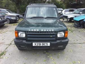 LAND ROVER DISCOVERY 2.5 TD5 / differenciálmű