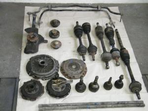 ALFA ROMEO 75, 33, 166, 164, 156, 155, 146, 145 - LANCIA... / Stabilizátor rudak,első hátsó agyak,féltengelycsuklók,torziós rugók,komplett kuplung szett