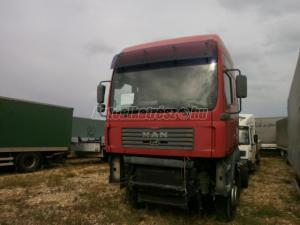 MAN TGA 18.410 / Bontott jármű