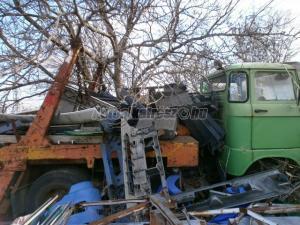IFA EGYÉB / Bontott jármű