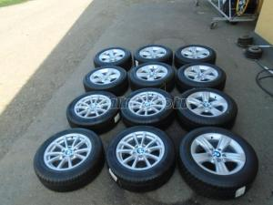 Bridgestone LM 32 téli 225/55 R16 92 H TL 2014 / Gyári alufelni 16x7,5