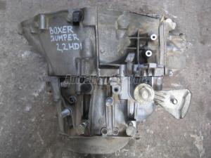 PEUGEOT BOXER JUMPER 2.2HDISebváltó (Haszonjármű - Sebességváltó (nyomatékváltó) - Sebességváltó egyben)
