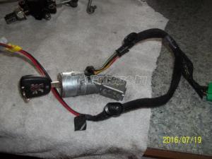 PEUGEOT 307 / gyújtáskapcsoló
