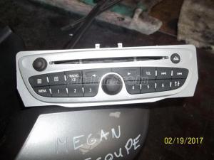 RENAULT MEGANE 1,5-dci / cd rádió