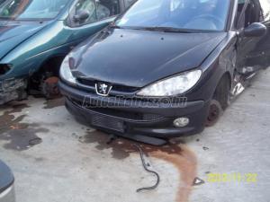 PEUGEOT 206 / Bontott jármű