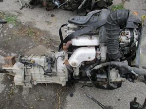 HYUNDAI H-1 2.5 CRDI - KIA SORENTO 2.5 CRDI / motor egyben