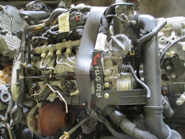 Insignia motor felújítás