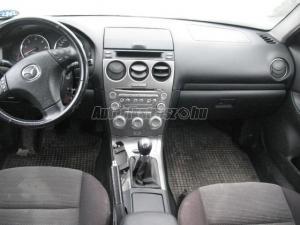 MAZDA 6 2.0 diesel 89kw, 100kw ÖSSZES ALKATRÉSZLégzsák légzsák szett övfeszítő légzsákindító (Autó - Biztonsági alkatrész - Légzsákok)