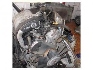 VOLKSWAGEN LT / ANJ motor
