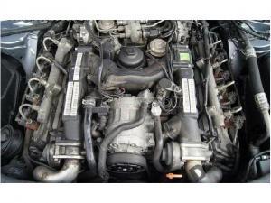 AUDI A8 / ASE motor