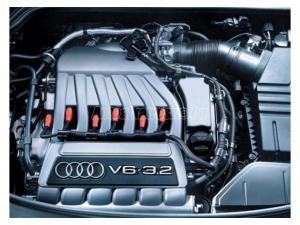 AUDI TT / BHE motor