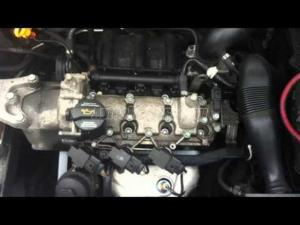 VOLKSWAGEN POLO / BMD motor