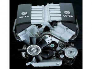 VOLKSWAGEN PHAETON / BRN motor