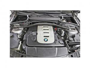 BMW X3 E83 LCI BMW X3 3.0sd M57N2 / M57N2 MOTOR