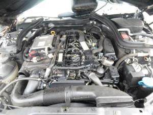 MERCEDES-BENZ C-OSZTÁLY / 651 911 Motor