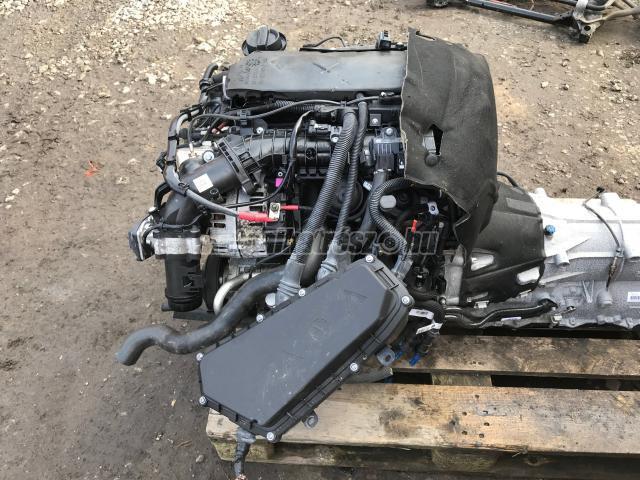Bmw e46 318i motor eladó