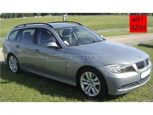 BMW 320 E91 320d 177le / Bontott jármű