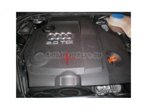 AUDI A4 B6, A6 C6 / 2.0tdi BRE BLB Motor