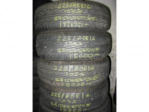 Bridgestone nyári 225/70 R16 102 S TL