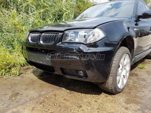 BMW X3 3.0d 6seb. automata / féltengely
