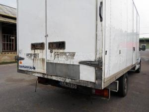 RENAULT / Renault Master aluminium doboz egyben