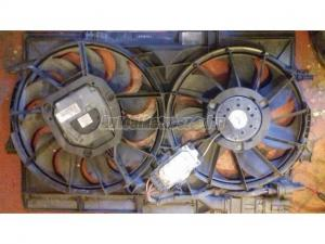 AUDI S5 / Dupla ventillátorkeret