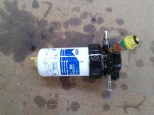 FORD TRANSIT 2, 4Gázolajszűrő fedél (Haszonjármű - Szűrő - Üzemanyagszűrők)