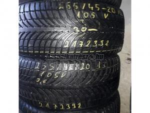 Michelin LATITUDE ALPIN 2 téli 255/45 R20 105 V TL