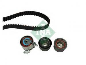 OPEL ZAFIRA OPEL ZAFIRA (F75_) 2.0 OPC, OPEL ZAFIRA (F75_...Vezérműszíj készlet (Autó - Szíj, lánc, tárcsa, csapágy - Készletek, szettek, javító készletek)