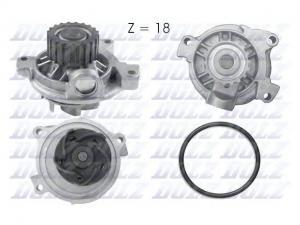 AUDI 100 AUDI 100 (4A, C4) 2.4 D, AUDI 100 (4A, C4) 2.5 T... / Vízpumpa