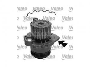 VOLKSWAGEN LUPO VW LUPO (6X1, 6E1) 1.2 TDI 3L, VW LUPO (6...Vízpumpa (Autó - Hűtő rendszer - Vízpumpák)