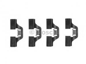 SEAT LEON SEAT LEON (1P1) 1.6 TDI, SEAT LEON (1P1) 1.6 TD... / Tartozékkészlet, tárcsafékbetét