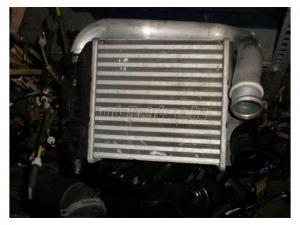AUDI A6 3.0 TDI / Intercooler Hűtő 4F 3.0 TDI
