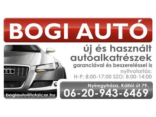 8dc79188cc Bogi Autó | Autóalkatrész.hu cégkereső
